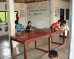 Projekt Hilltribe Learning Center 1